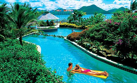 Sandals Grande St Lucian Beach Resort Amp Spa